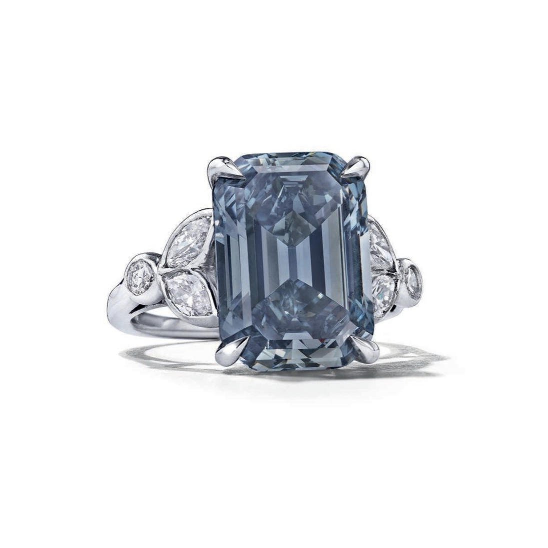Christie's Geneva Auction Next Month Will Showcase Some Interesting Fancy Color Diamonds