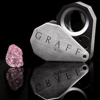Graff Diamonds Always Offers First Class Pink Diamonds