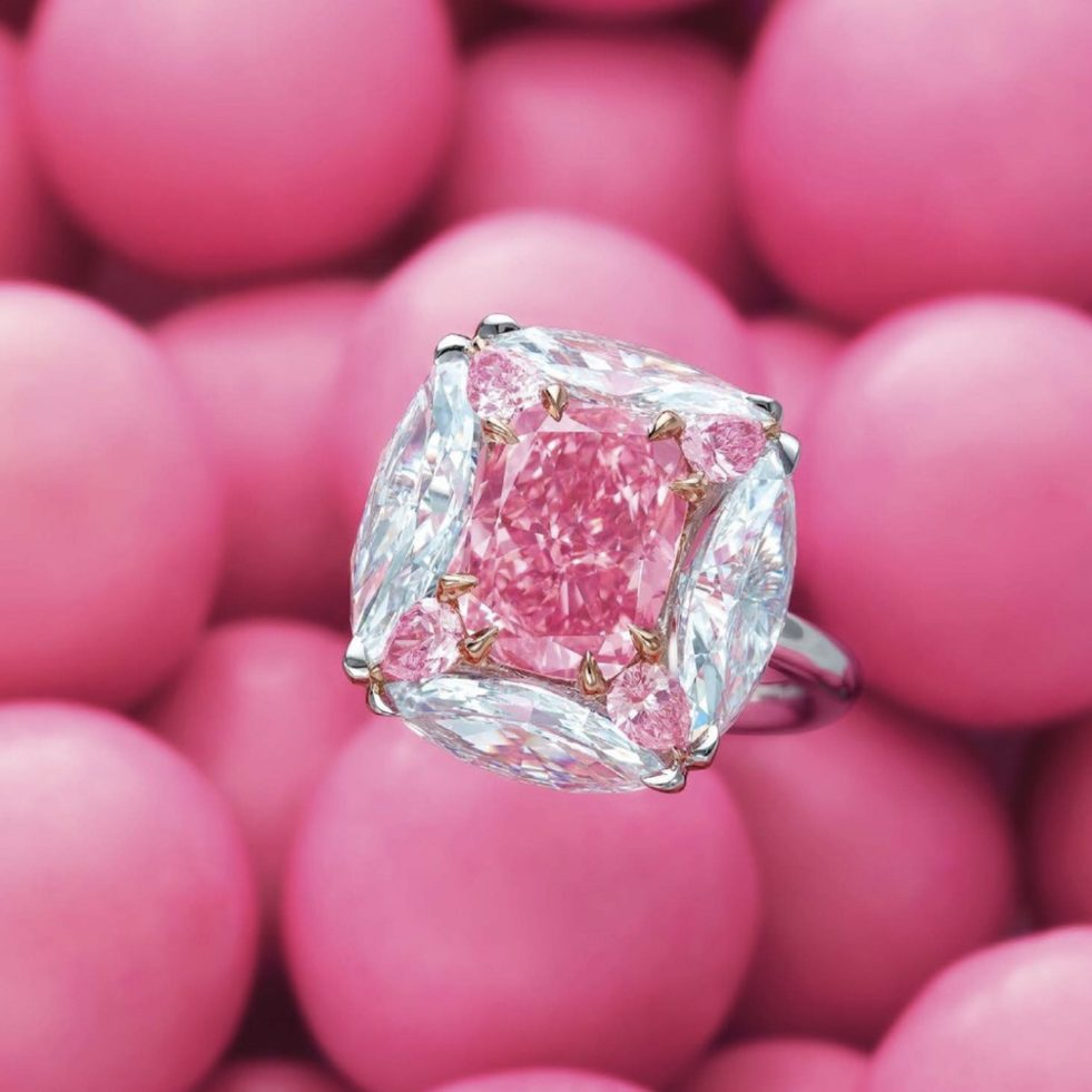 Will Moussaieff Pink Diamond Revive Christie's Auction House?