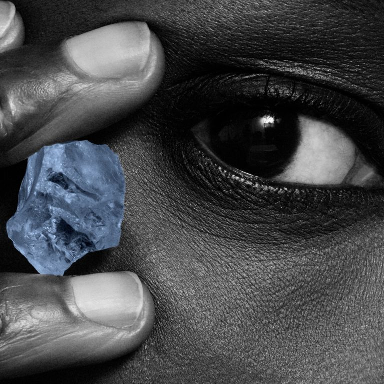 Petra Diamonds Unveils Five High Quality Blue Diamonds From The Cullinan Mine