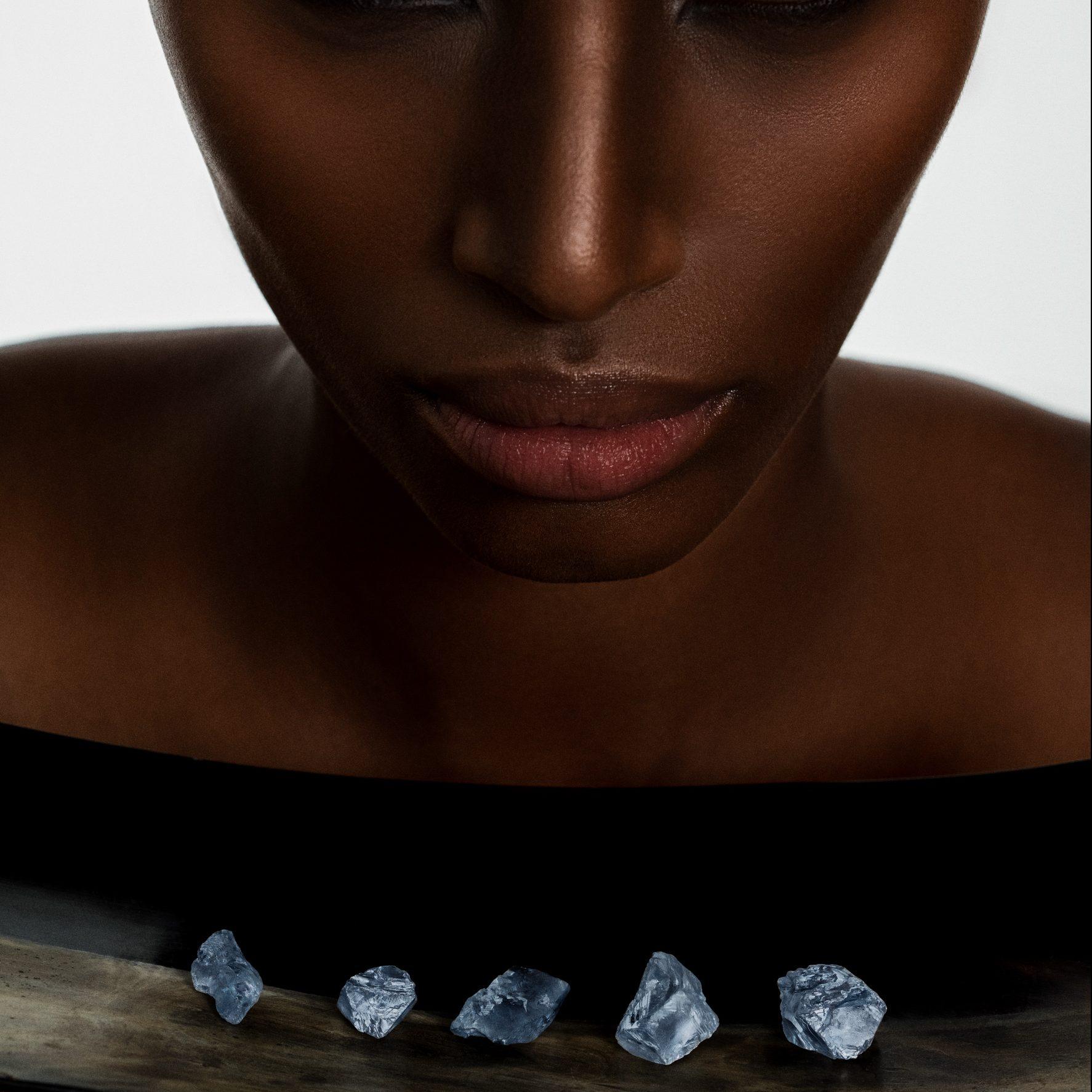Petra Diamonds Sells Five Blue Rough Diamonds For A Cheap Price, Right!