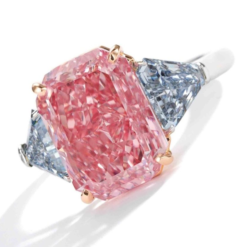 Sotheby's Magnificent Jewels In New York Is Set To Be The Best This Year For Fancy Color Diamonds